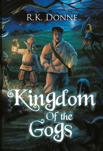Kingdom of the Gogs Book